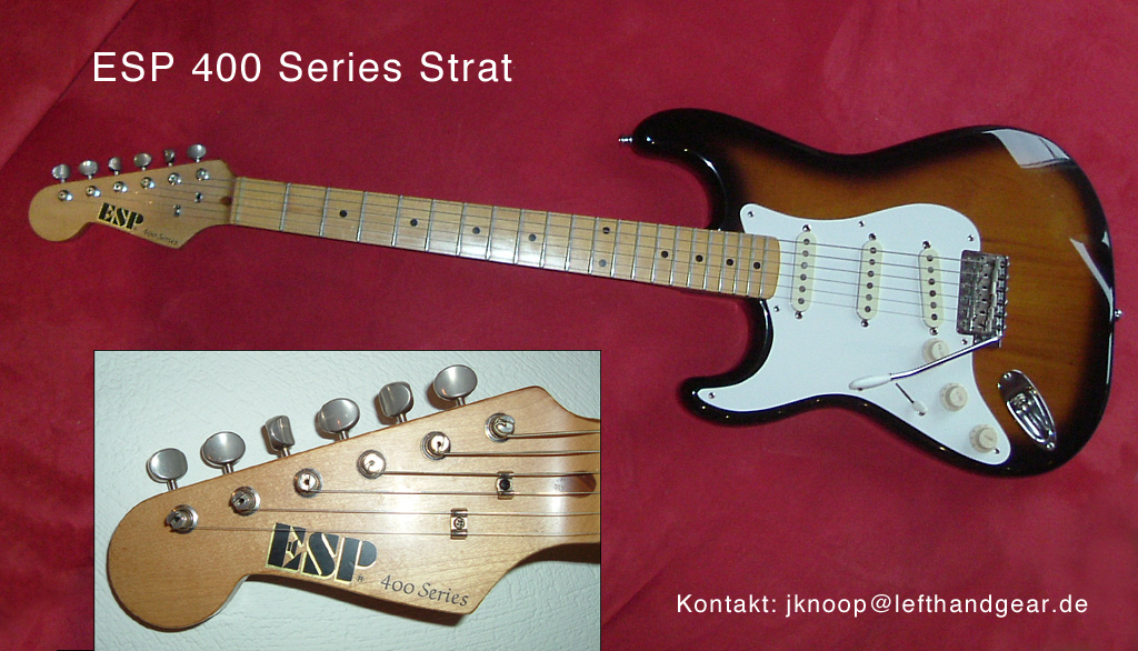 ESP 400 Series Strat